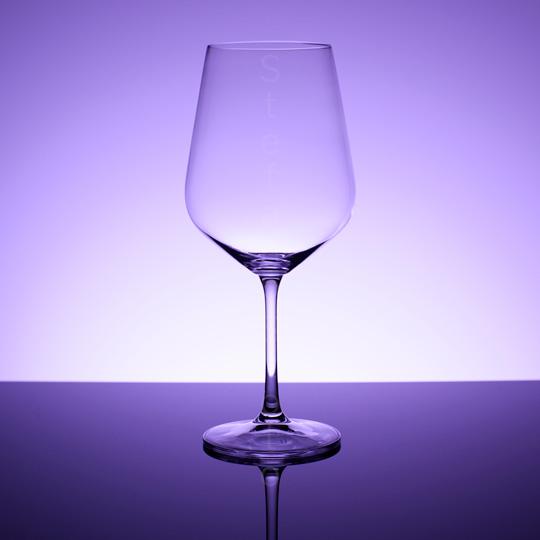 Bicchiere in still life