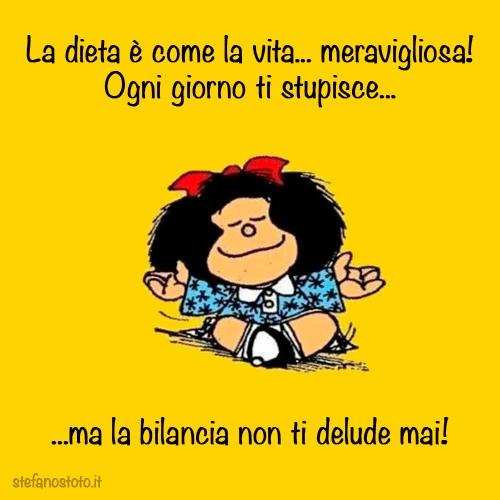 Mafalda e la dieta meravigliosa