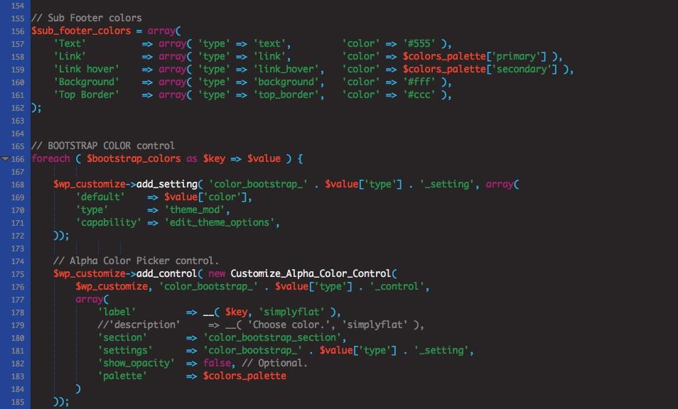 Foto codice PHP