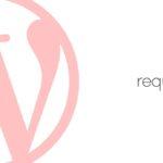 Require file WordPress